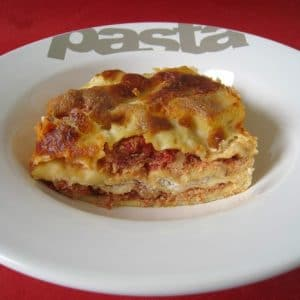 lasagnes thon ricotta