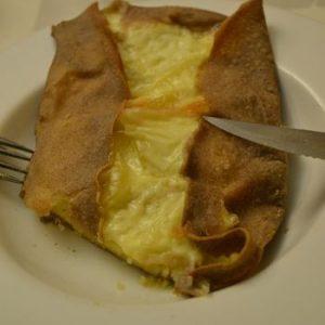 galette pdt bacon raclette