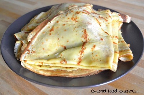crepes de Michalak