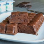 Choco-suisses (fondant au chocolat aux petits suisses)
