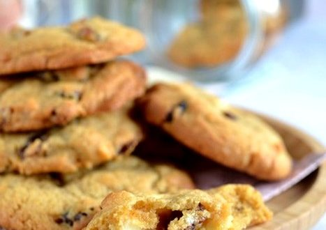 cookies chocolat blanc cranberries1
