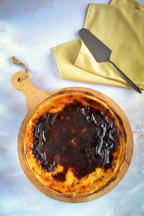 Flan pâtissier de Christophe Felder