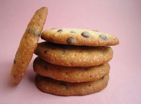 Biscuits fins aux pépites de chocolat de Martha Stewart