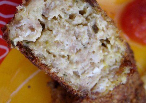 Croquettes de poulet epicees1
