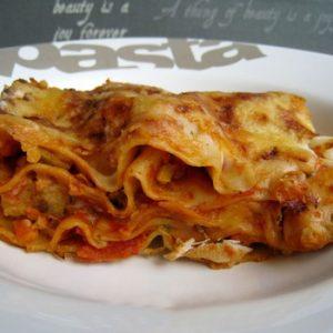 Lasagnes au poulet et aux legumes1