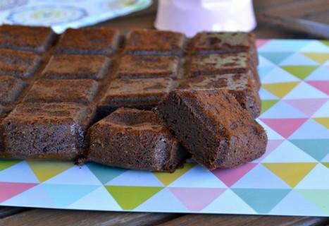 brownie fudgy