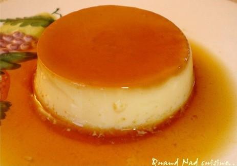Crèmes caramel