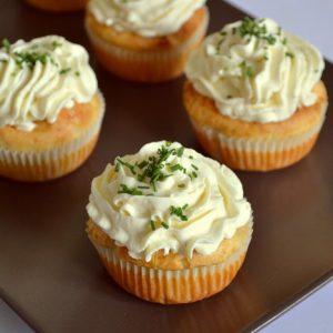 cupcakes au saumon fume