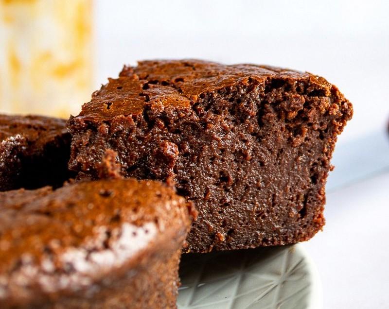 fondant chocolat et caramel au beurre sale1 1