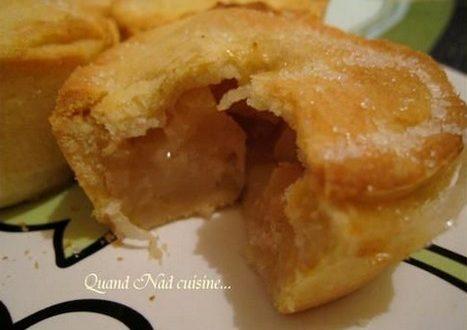 mini tourtes pommes et calva