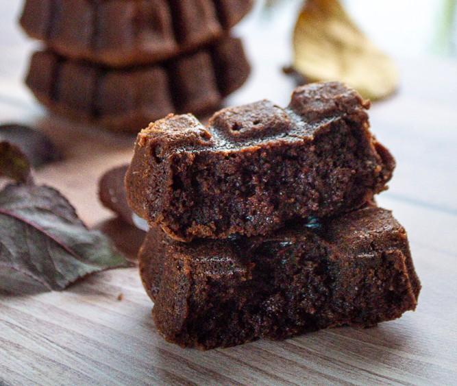 moelleux chocolat amandes 1