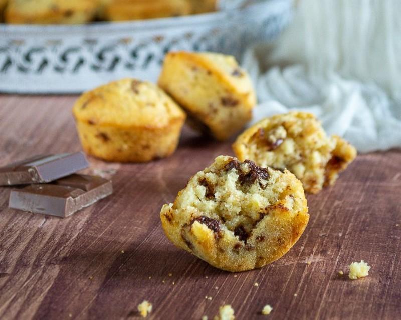 muffins pommes chocolat 1