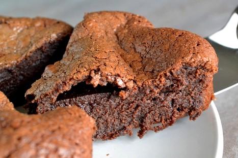 Parfait gâteau au chocolat