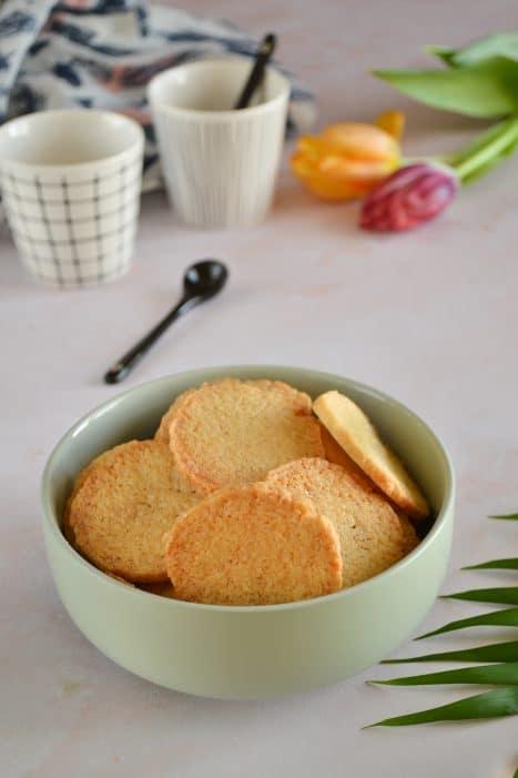 petits biscuits a la creme