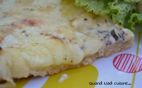 pizza blanche trois fromages1