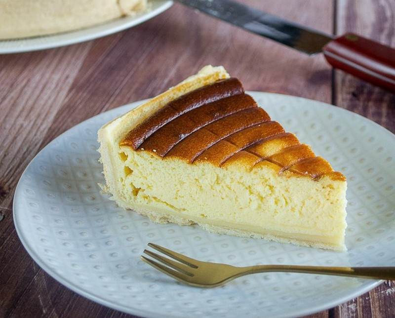 tarte au fromage blanc 1