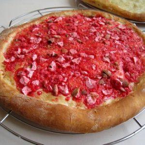 tarte briochee au sucre ou aux pralines