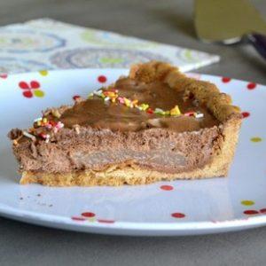 tarte mousse au chocolat poires1
