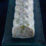 Terrine de courgettes au thon et au chèvre frais