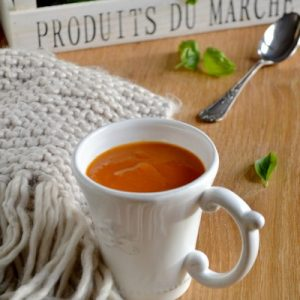 veloute tomates courgettes