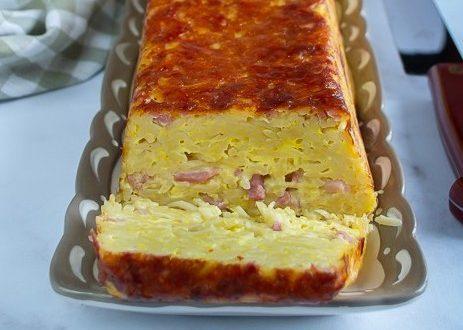 cake spaghettis carbonara 1