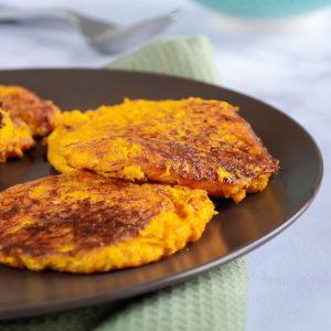 galettes de carottes 1