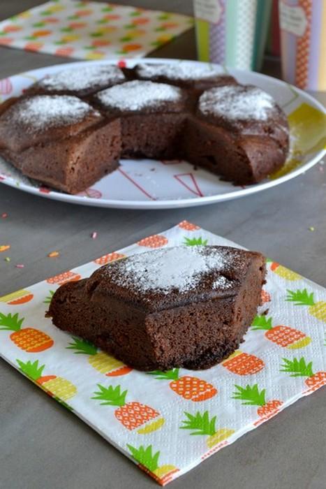 gateau chocolat courgette1