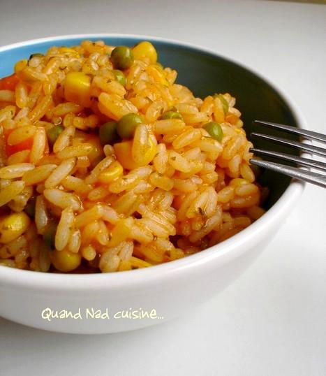 riz à la mexicaine