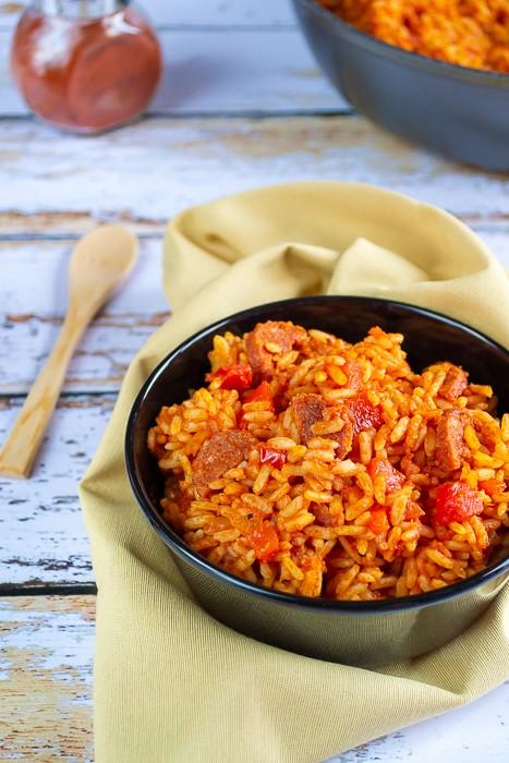 riz à l'espagnole