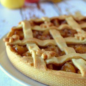 tarte aux pommes facon apple pie1