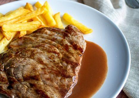 bifteck sauce bordelaise1