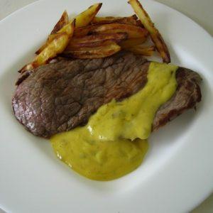 biftecks sauce hollandaise 1