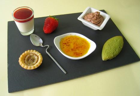 dessert goumand