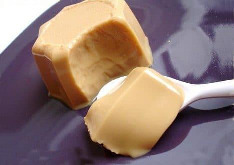 Petites cremes au caramel 1