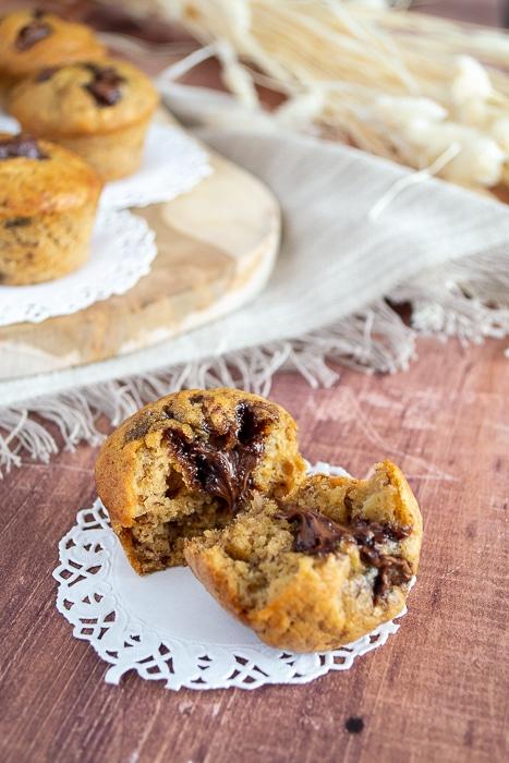 banana bread muffins a la pate a tartiner1