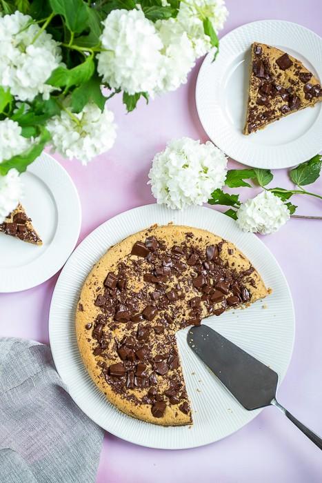 cookie géant de François Perret