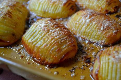 Pommes de terre rôties à la suédoise