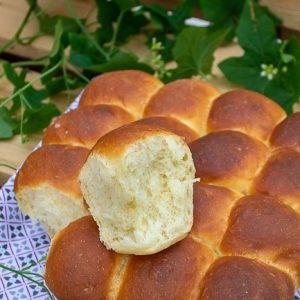 brioche au fromage blanc 2