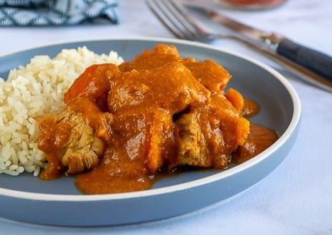 mafe de poulet 1