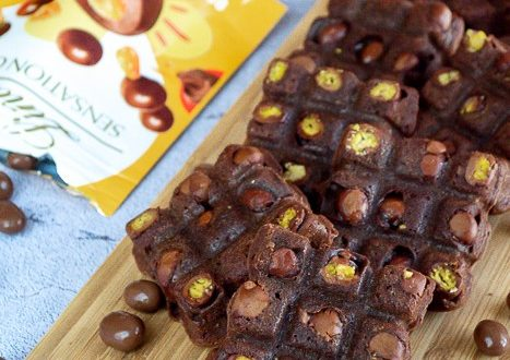 brownies aux billes croustillantes