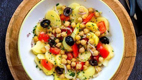 Salades à tous les repas!