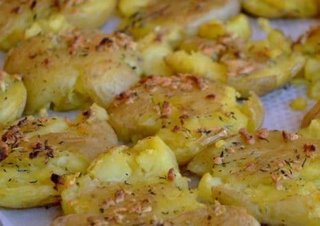 pommes de terre tapees